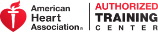 American Heath Association authorized training center